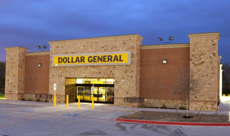 Dollar General Near Me Dollar General is a store that sells both generic and branded merchandises in its shelves. It has earned the name dollar store as most of its goods are usually sold at a price below a dollar .